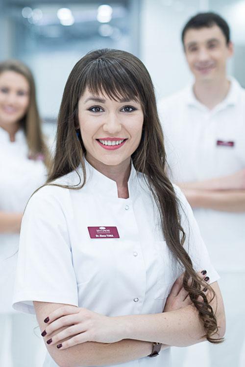 Dr. Elena Tuma