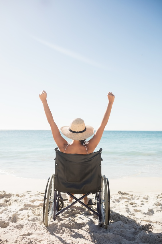 Dentaprime barrierefrei mit Rollstuhl
