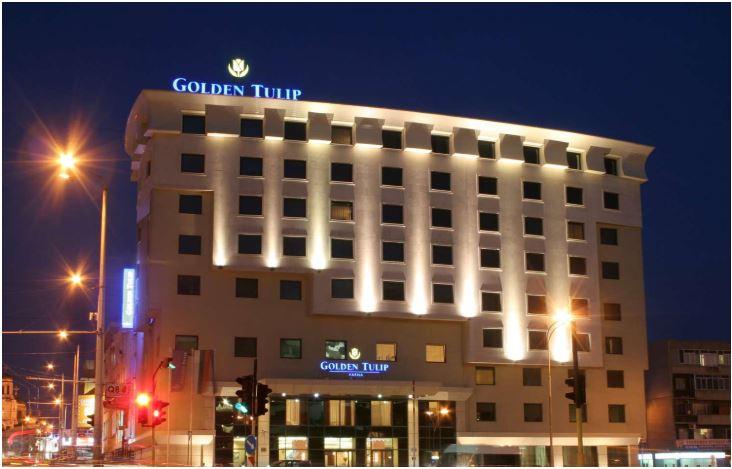 Stadthotel Golden Tulip