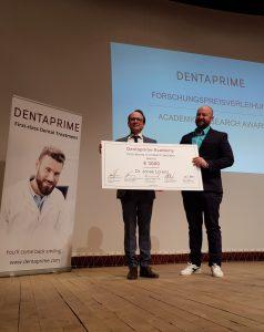 Dentaprime Forschungspreis Zahnmedizin 2019