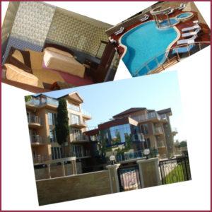 Impressionen des gemütlichen Twins Palace Hotel, Varna