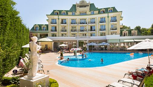 Hotel Splendid Romance