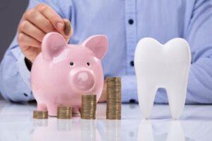 Zahnarztbehandlungen sind teuer