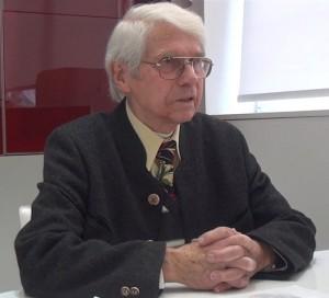 Patient der Dentaprime-Zahnklinik: Toni Müller, 86 Jahre