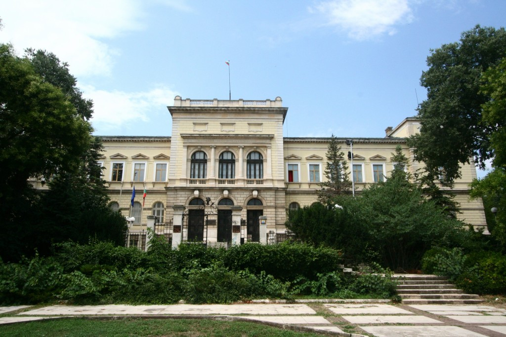 Archäologisches Museum Varna