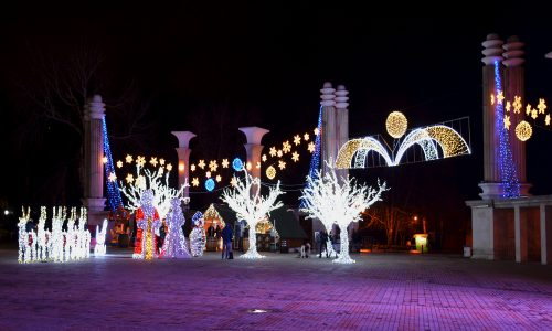 Varna – ein Wintermärchen