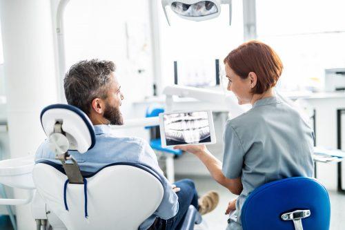 Digitaler Abdruck beim Zahnarzt – mit dem Intraoralscanner